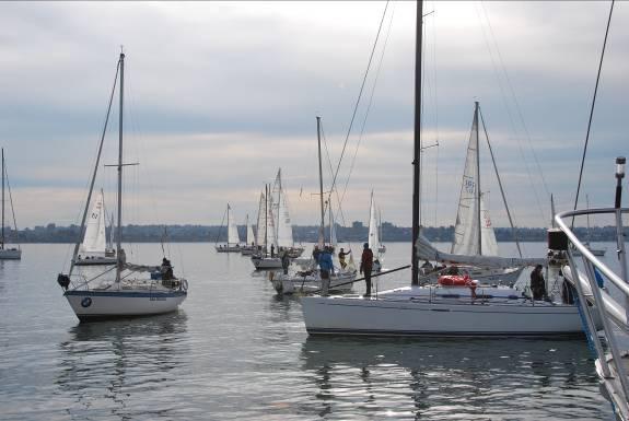 Boats adrift