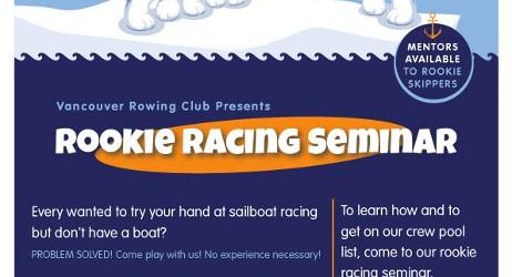 Rookie Racing Seminar – May 5th, 2015